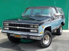 シボレー K−5ブレイザー4WD