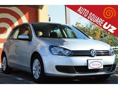 VW ゴルフTSIトレンドラインブルーモーションテク禁煙車 ワンオーナ