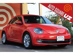 VW ザ・ビートルデザインレザーP HDDナビ 地デジ Bモニタ ETC禁煙車