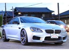 BMW M6グランクーペ トランクスポイラー・ミラーカーボン 車庫保管