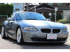 BMW Z4クーペ3.0si アイゼンマンマフラ KW車高調 禁煙