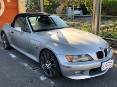 BMW Z3ロードスター2.2i後期 5MT 左ハンドル 18AW キーレス
