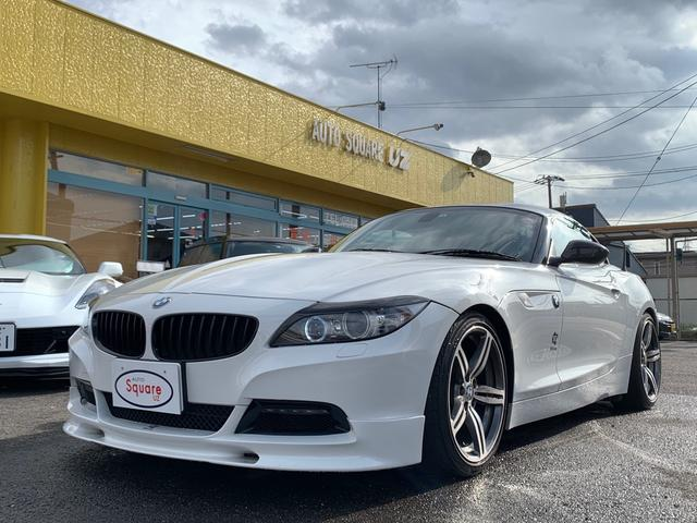 BMW sDrive23i ハイラインパッケージ ARC車高調 3Dデザインマフラー&フロントリップ&リアディフューザー レッドレザーシートヒーター