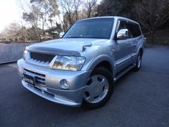 パジェロHDDナビエディション 4WD東京モーターショー出品車