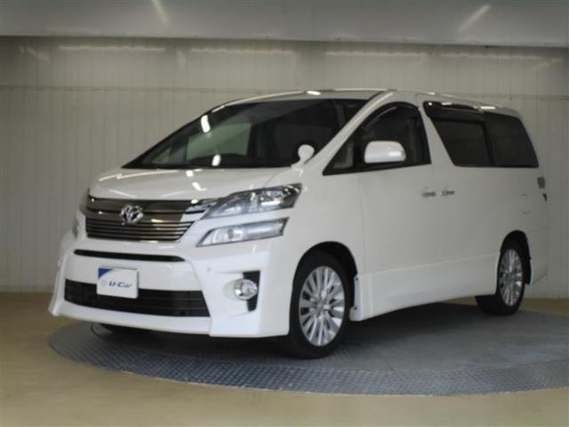 トヨタ 2.4Z Gエディション SDナビ ETC 後席モニター