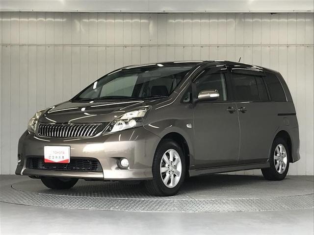トヨタ プラタナ 片側電動スライドドア メモリーナビ ワンセグ HIDヘッドライト スマートキー ETC