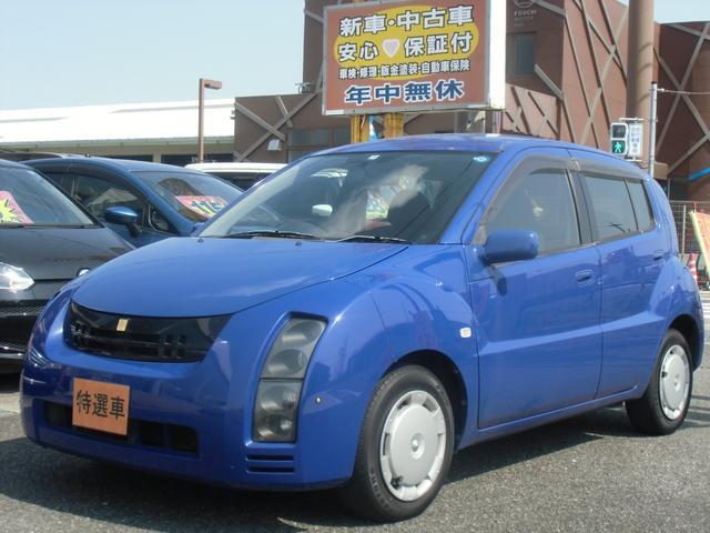 トヨタ WiLL サイファ 1.3L GBOOKナビ コーナーセンサー 記録簿