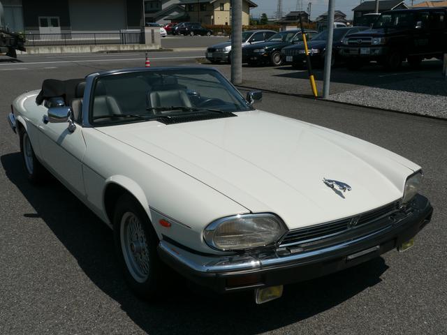 「ジャガー」「ジャガー XJ-S」「オープンカー」「岐阜県」の中古車