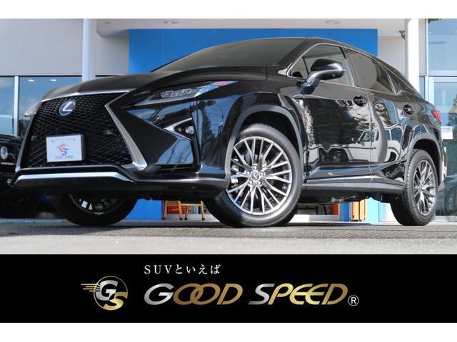 レクサス RX200t Fスポーツ プリクラ3眼LED 4WD 保証書