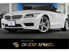 BMW Z4sDrive20iMスポーツ 黒革 シートヒーター OP19