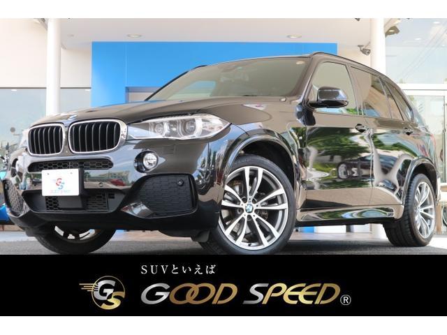 BMW xDrive 35d Mスポーツ 本革 BSM 自動ブレーキ