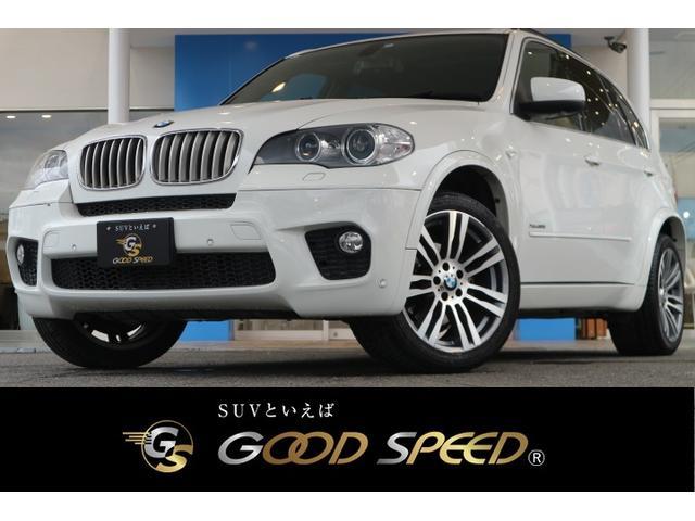 BMW xDrive 35i 4WD サンルーフ 純ナビ 電動シート
