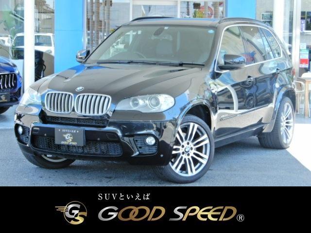 BMW xDrive 35i Mスポーツパッケージ 3列シート