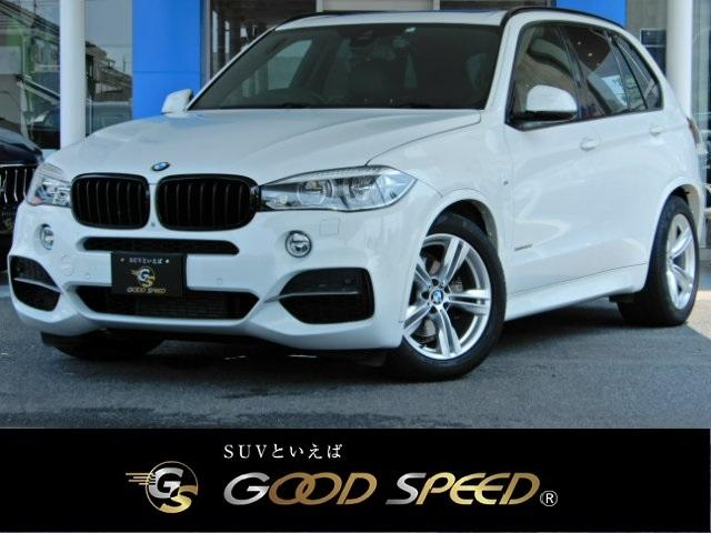 BMW xDrive 35d Mスポーツ 3列シート セレクトPKG