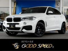BMW X6xDrive 35i Mスポーツ  赤革 SR 衝突軽減