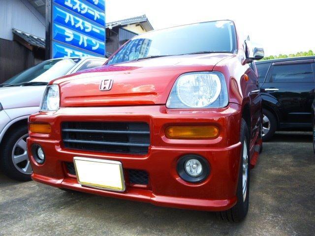 ホンダ Z ターボ 4WD モデューロエアロ