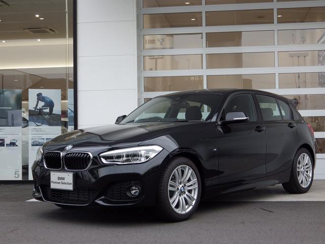 BMW 118i Mスポーツ HDDナビ 衝突被害軽減S クルコン