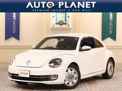 VW ザ・ビートルミルク 250台特別限定車 ナビTV ETC