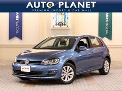 VW ゴルフTSIコンフォートライン 1オーナー ACC HDDナビTV