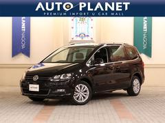 VW シャランTSI ハイラインBMT 1オーナー サンルーフ ナビTV
