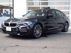 BMW523d Mスポーツ 当社元デモカー 19インチアルミ