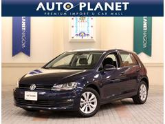 VW ゴルフTSIコンフォートLBMT 1オーナー ACC ナビTV