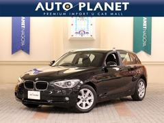 BMW116i 1オーナー HDDナビ バックカメラ