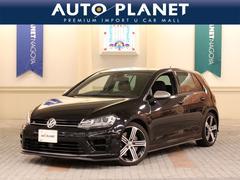 VW ゴルフRベースグレード 革シート ACC スマートキー