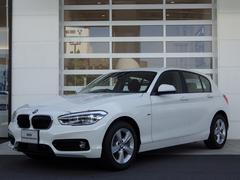 BMW118d スポーツ 登録済未使用車 パーキングサポートP
