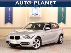 BMW116i スポーツ HDDナビ ETC キセノン