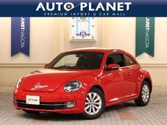 VW ザ・ビートルデザイン 1オーナー HDDナビTV ETC