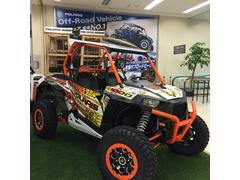 アメリカ POLARIS RZR XP1000 CALAVERA