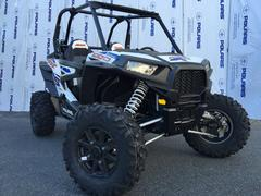 アメリカ POLARIS RZR XP1000 WHITE
