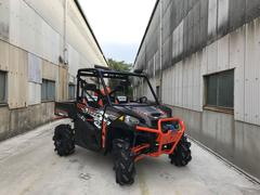 アメリカ POLARIS RANGER 900 HIGH LIFTER