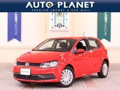 VW ポロTSIコンフォートラインBMT 1オーナー ナビTV ETC