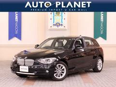 BMW116i スタイル 1オーナー HDDナビ バックカメラ