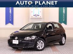 VW ゴルフTSIトレンドLBMT 1オーナー ナビTV バックカメラ