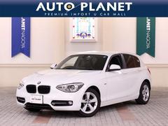 BMW116i スポーツ HDDナビTV バックカメラ ETC