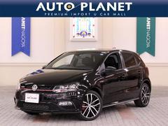 VW ポロGTIベースグレード ナビTV バックカメラ DSRC