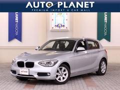 BMW116i 1オーナー HDDナビ ETC