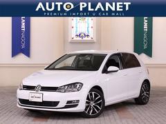 VW ゴルフTSIハイラインブルーモーションTDCCパッケージ ACC