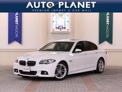 BMW523i Mスポーツ ACC サンルーフ バックカメラ