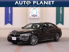 BMW523i Mスポーツ 1オーナー ACC 360度カメラ