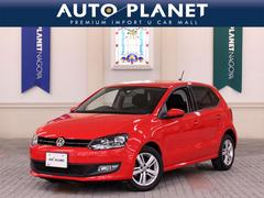 VW ポロアクティブ2ブルーモーションテクノロジー ナビTV ETC