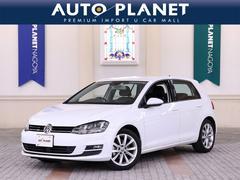 VW ゴルフTSIハイラインブルーモーションT1オーナー 禁煙車 ACC