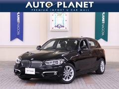 BMW118iスタイル 禁煙車 HDDナビ バックカメラ