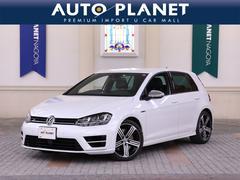 VW ゴルフR1オーナー 禁煙車 6MT SDナビTV 革S Bカメラ