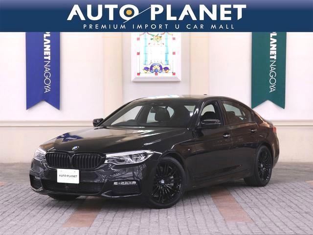 BMW 523d Mスポーツブラックアウト 当社元デモカー 限定車