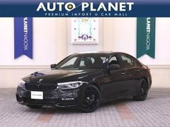 BMW523d Mスポーツブラックアウト 当社元デモカー 限定車