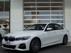 BMW320dxDriveMスポーツ 19インチアルミ 当社元デモ